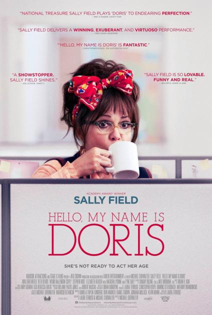 Poster Hello, My Name Is Doris (2015)