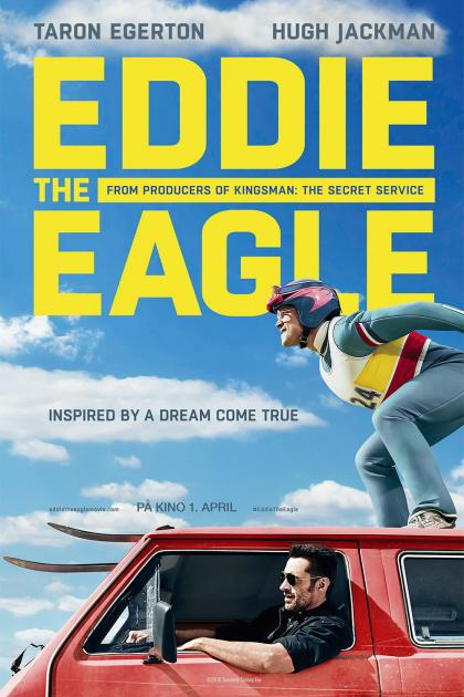 Poster Eddie the Eagle (2016)