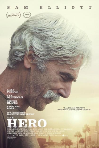 Poster The Hero (2017)