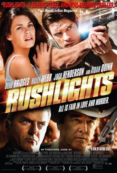 Poster Rushlights (2013)