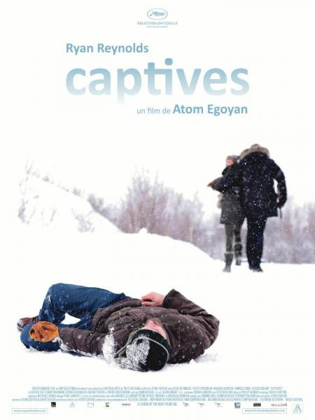 Poster The Captive (2014)