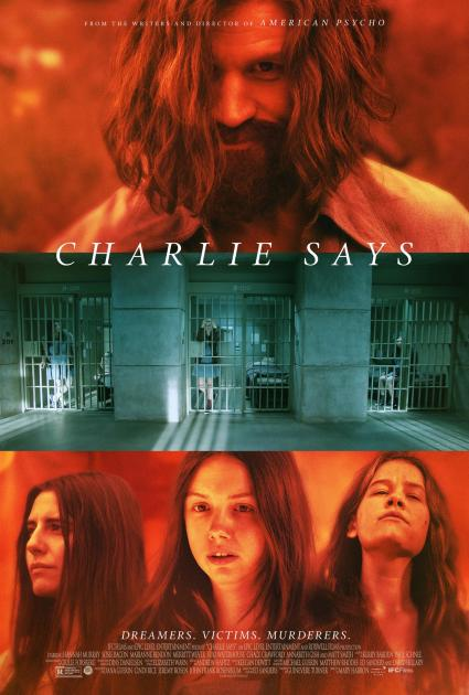 Poster Charlie Says (2018)