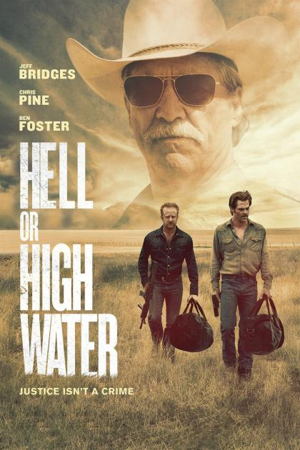 Poster Hell or High Water (2016)