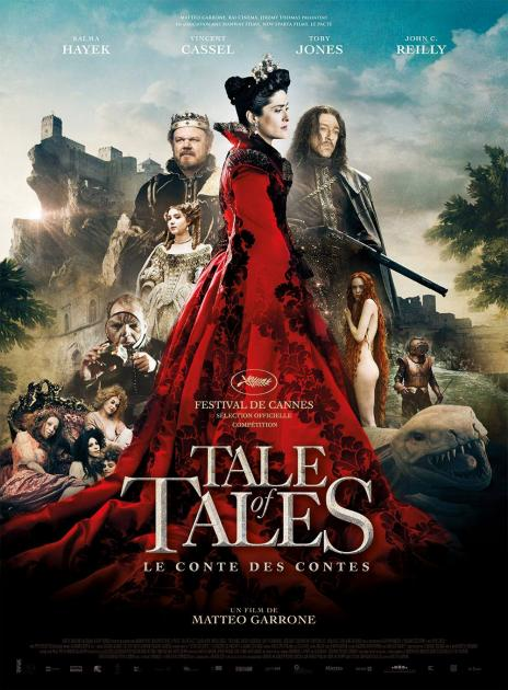 Poster Tale of Tales (2015)