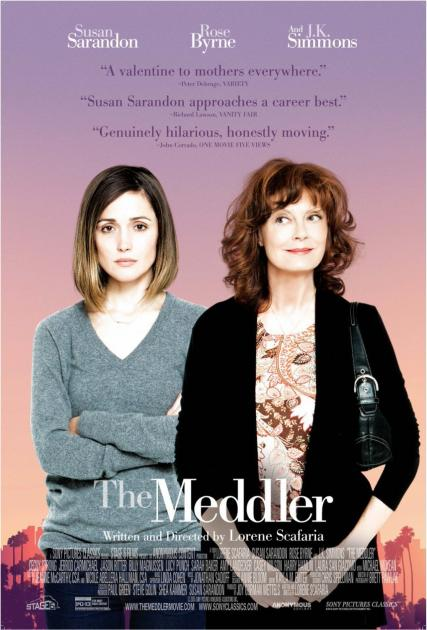 Poster The Meddler (2016)