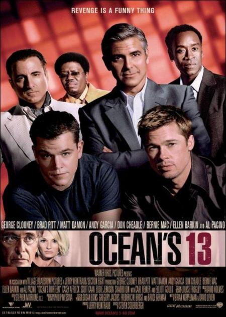 Oceans Thirteen (2007)