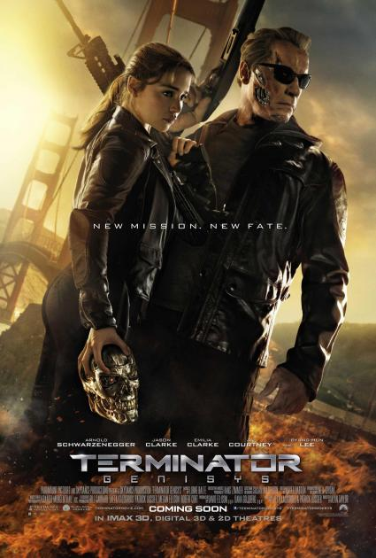 Poster Terminator Genisys (2015)