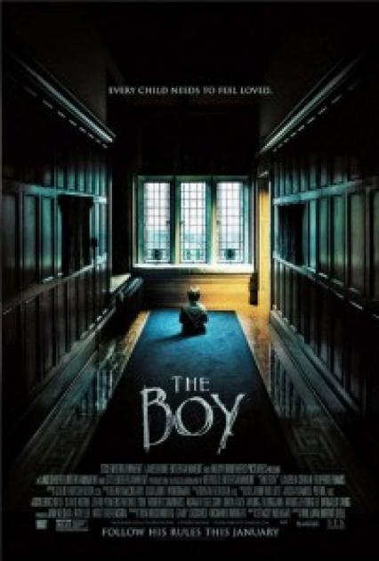 Poster The Boy (2016)