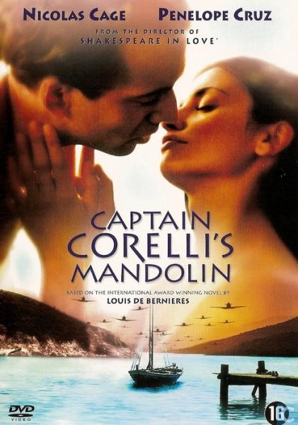 Captain Corellis Mandolin (2001)