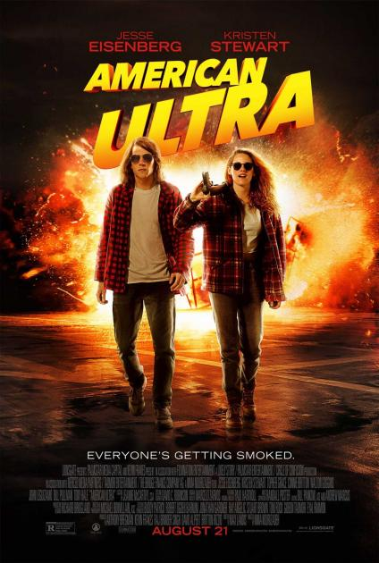 Poster American Ultra (2015)