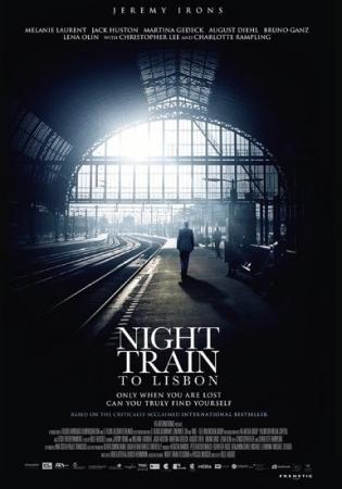 Poster Night Train to Lisbon (2013)