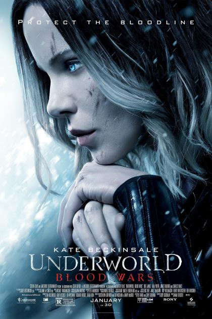 Underworld: Blood Wars (2017)