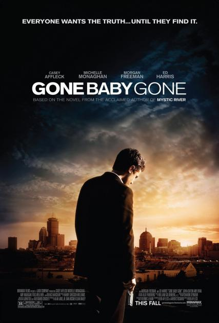 Poster Gone Baby Gone (2007)