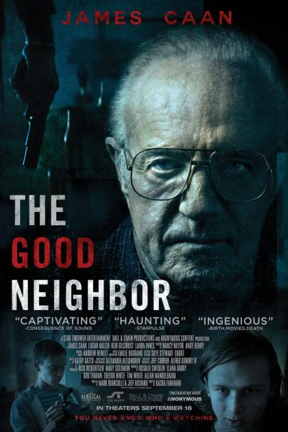 Poster The Good Neighbor (2016)