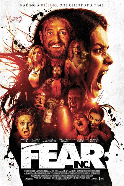 Poster Fear, Inc. (2016)